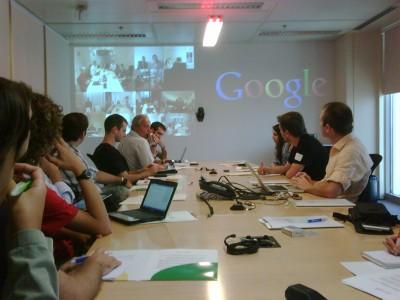Presentación de Google Instant